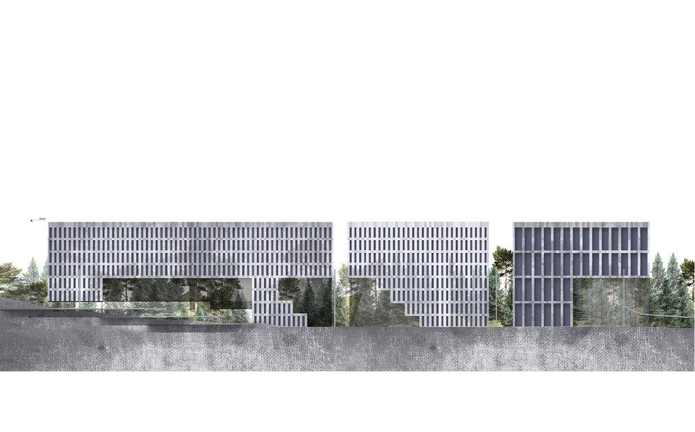 06 DO architects - LIDL biurų pastatas - fasadas.jpg