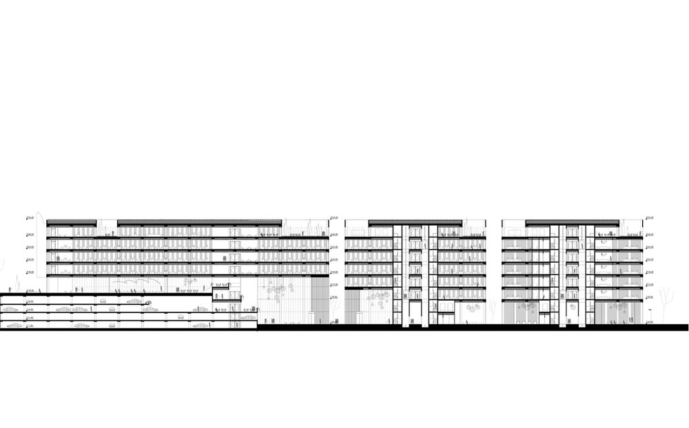 DO ARCHITECTS Business Park in Giraitės str.