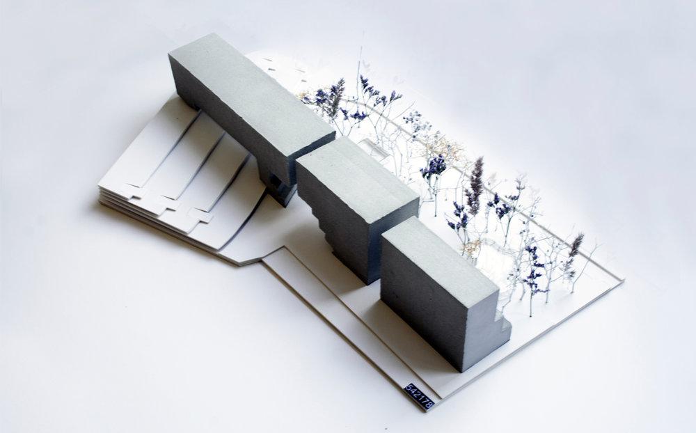 08 DO architects - LIDL biurų pastatas - maketas.jpg