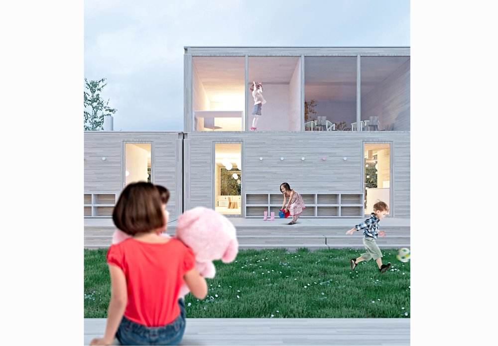 DOARCHITECTS Mobile Kindergarten