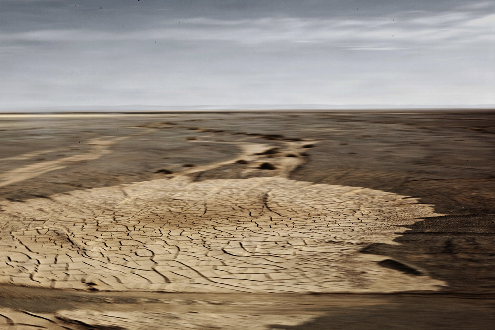 Statistics from the United Nations show that 27 percent of the country's land mass is desert with an average of 2,460 square kilometres of land being lost to advancing deserts each year.