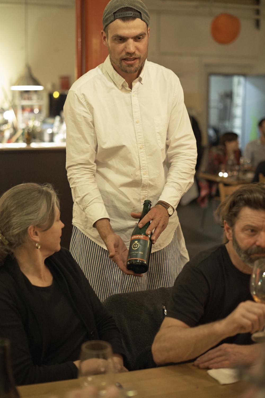 OBSTHOF AM STEINBERG, WILDLINGE VOM LÖSS 2014, HESSEN H&V: «Reinsortiger Apfelcidre mit Terroir und wenig Alkohol.»