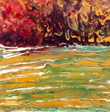 Meadow Romp 36 x 36 Sold