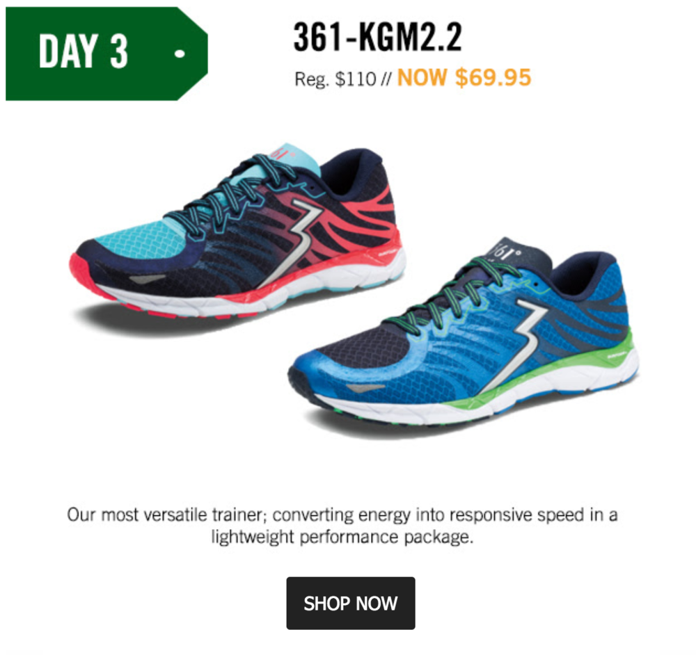 Save $40.00 on any 361-KgM2.2 purchase.