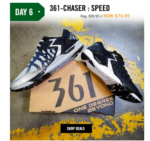Save $25 on the 361-Chaser