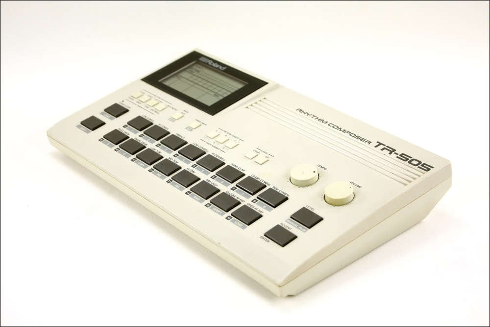 80s drum machine