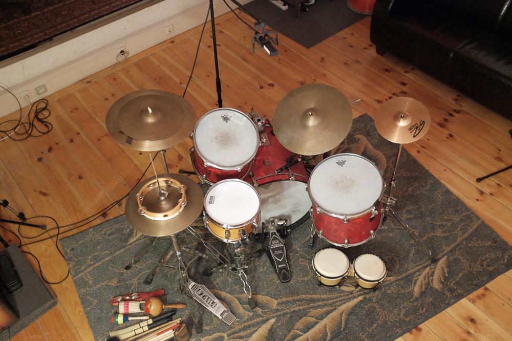 mono kontakt drum kit