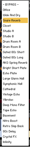 LDLC_custom IR reverb menu