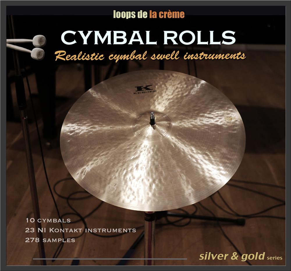 cymbal rolls