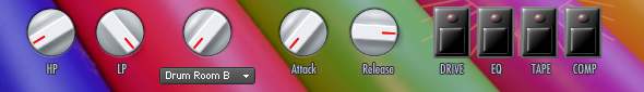 Boomwhackers GUI