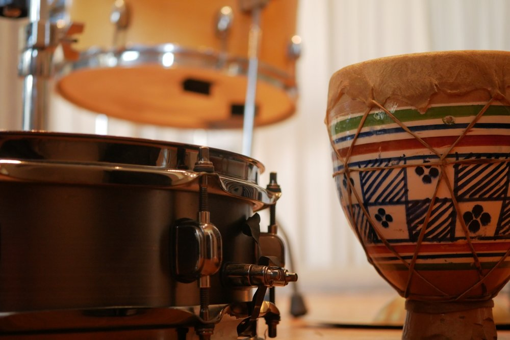 Tama piccolo snare Perc and Tom-s.jpg