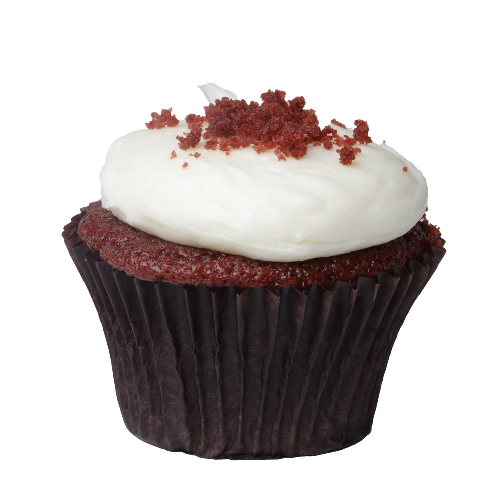 Red Velvet Reg + Gluten Free • Every Day • $2.75