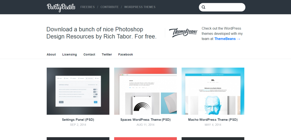 13 Places To Find Free High Quality Design Resources Snapwire Blog