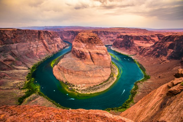 Photo by: Alex ZhuHorseshoe Bend in Arizona