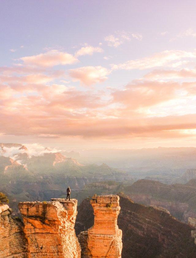 Photo by: Blake Bronstad Grand Canyon, Arizona