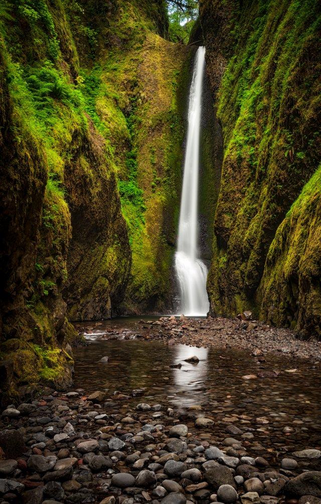 Photo by: Chip Morton Oneanta Falls, Oregon