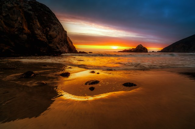 Photo by: Jorge Bache, Big Sur, California