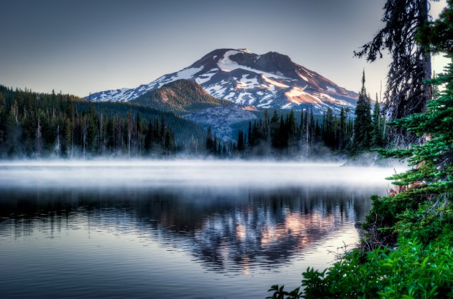 Photo by: Quintin Bangert, Sparks Lake, Oregon