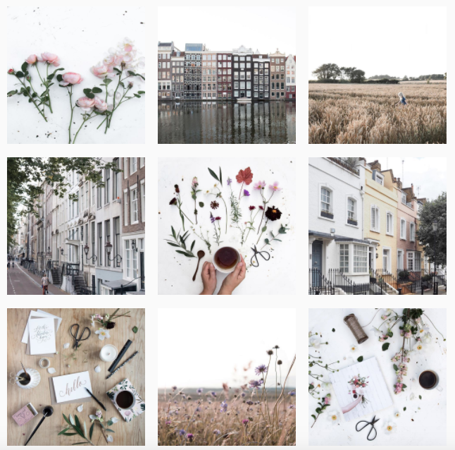 How To Create A Striking Instagram Aesthetic Snapwire Blog