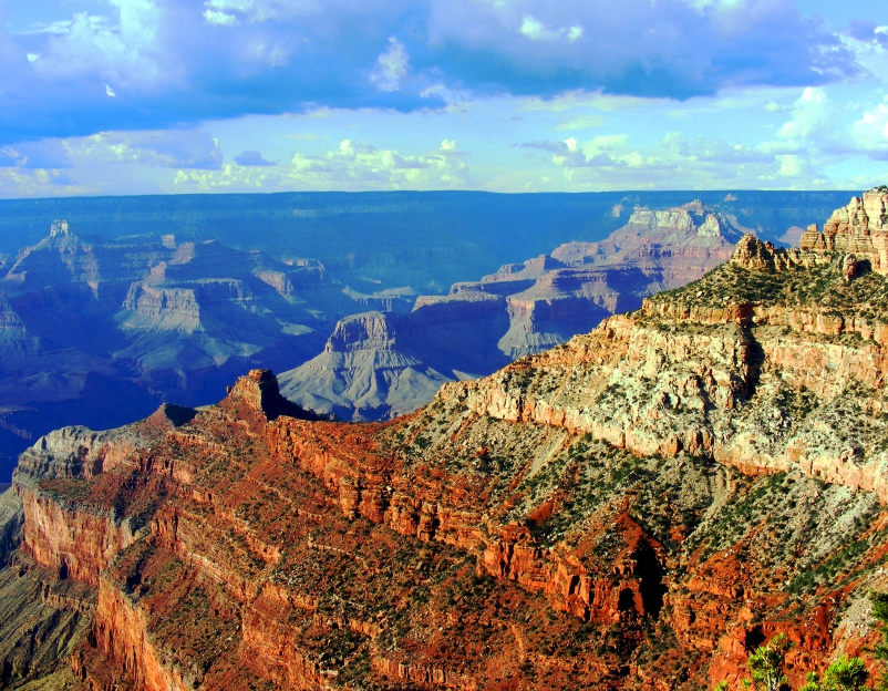 Grand Canyon, Arizona, US.
