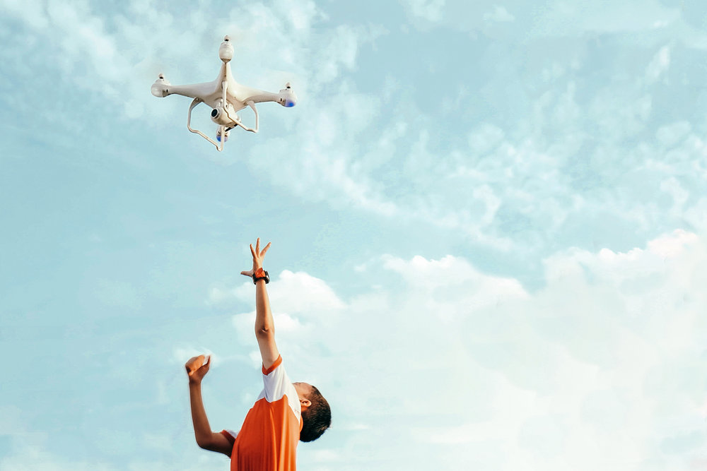 Drones in Action  - ELITE |  Rosley Majid
