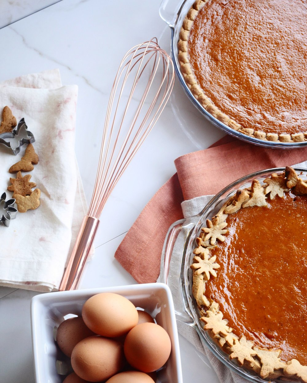 The Perfect Pumpkin Pie Recipe - Photo by: EXPERT | Leslie Rodriguez