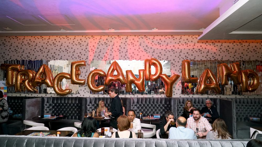 CANDYLAND at Austin Food & Wine Fest, April 2015