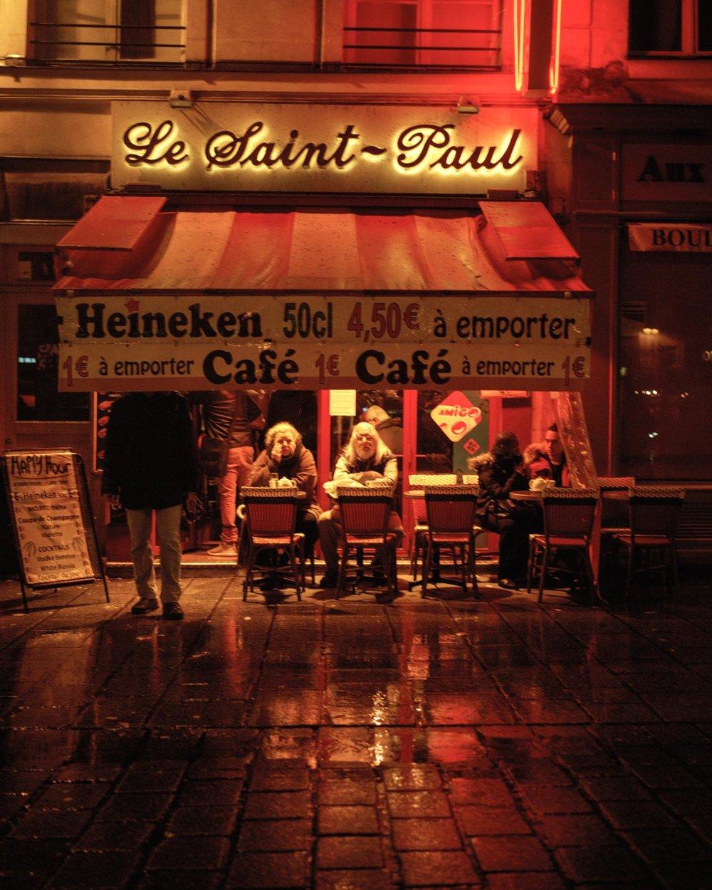 Paris, France - 2015