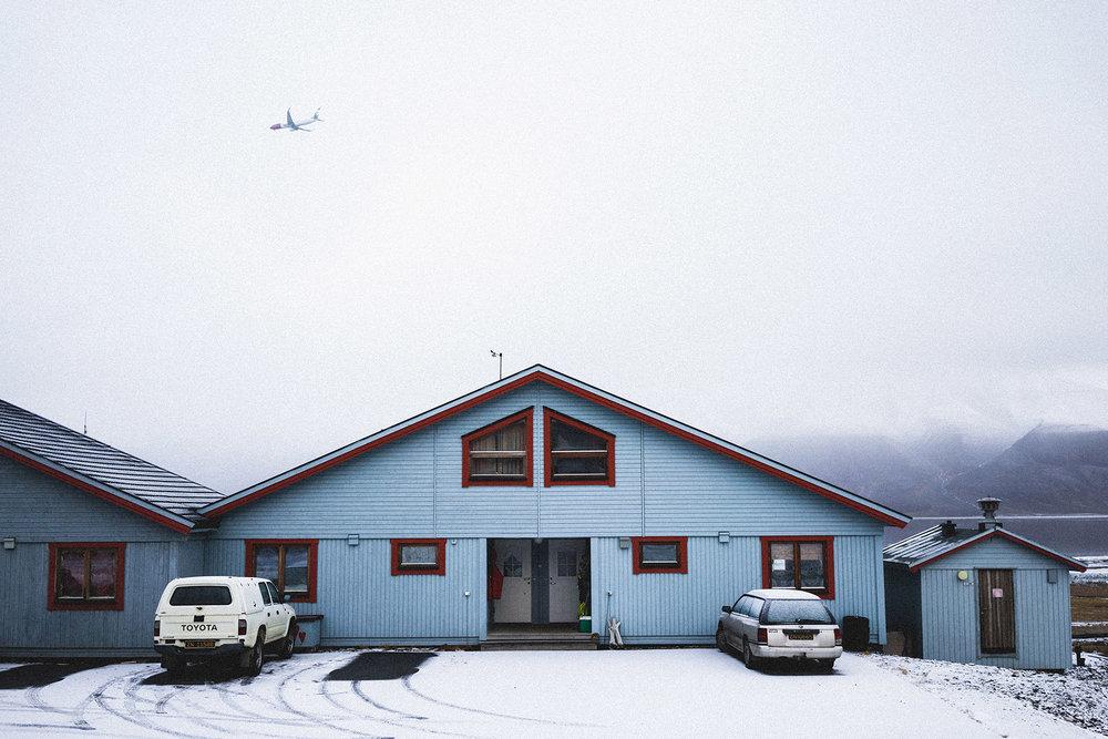 Longyearbyen, Svalbard - 2016