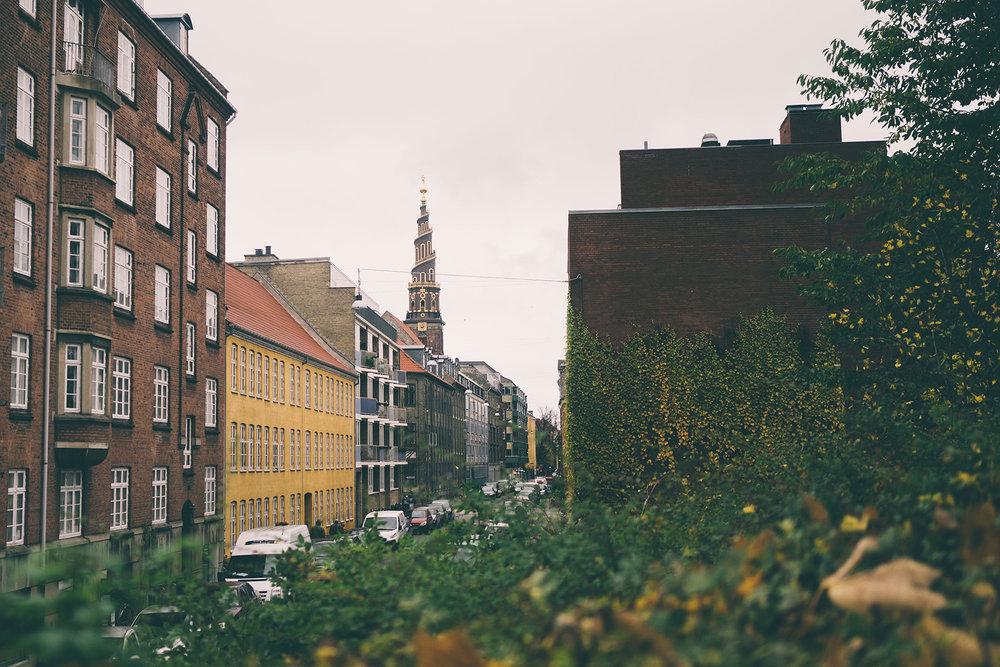 Copenhagen, Denmark - 2016
