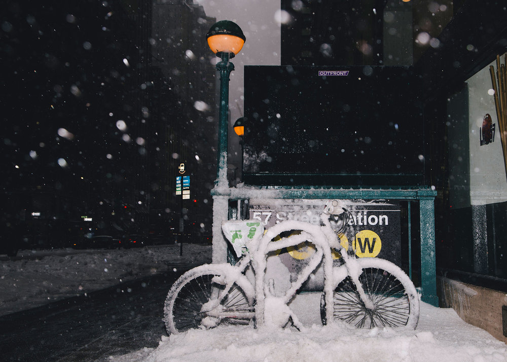 New York, NY - 2017