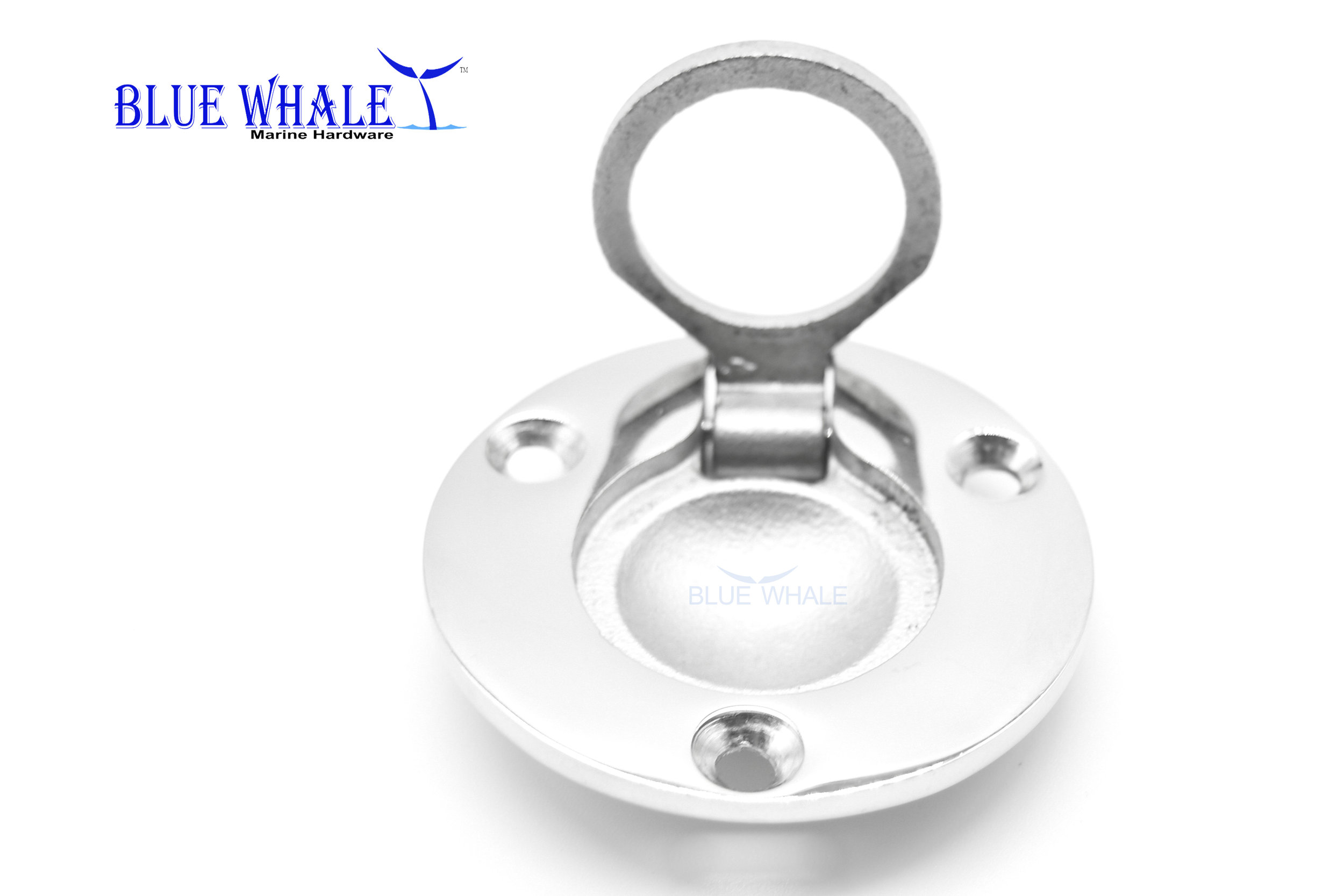 316 Marine Stainless Steel Boat Hatch Cabinet Deck Lift// Pull Ring Handle