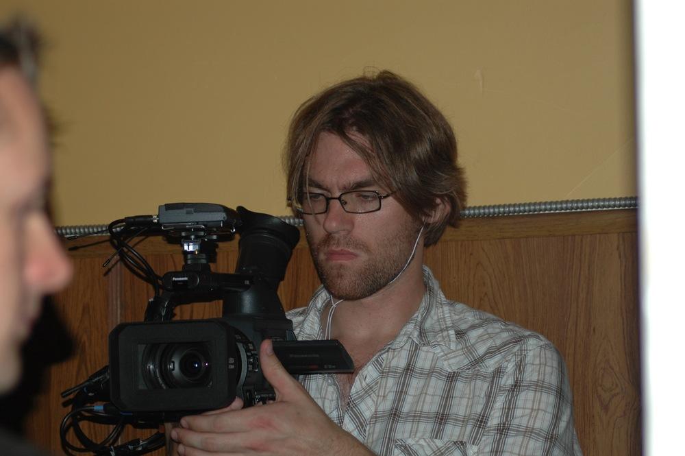 Director, Ken Simpson