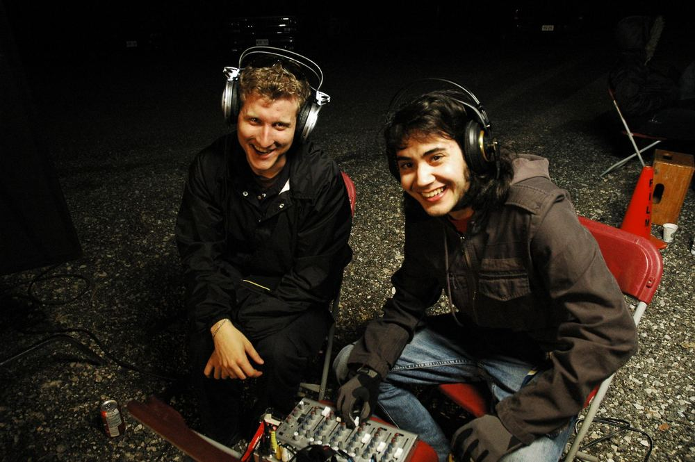 Sound Recordists, Corey Peck & Ross Citrullo
