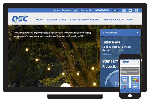 Delmarva Electric Cooperative  //  Agency: Inclind