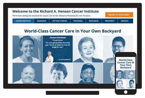 PRMC Cancer Center  //  Agency: Inclind