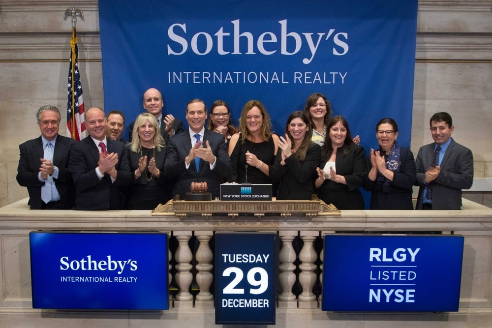 Photo Courtesy of the Sotheby's International Realty  blog