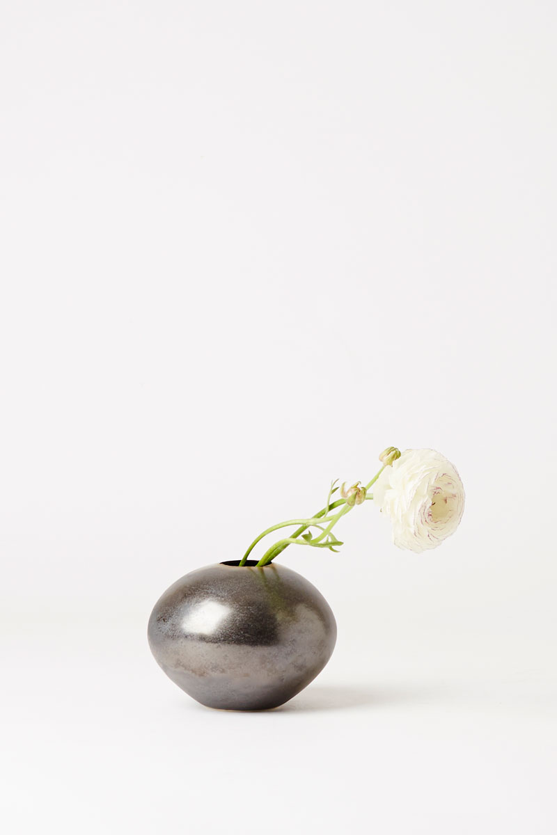sphere silver medium