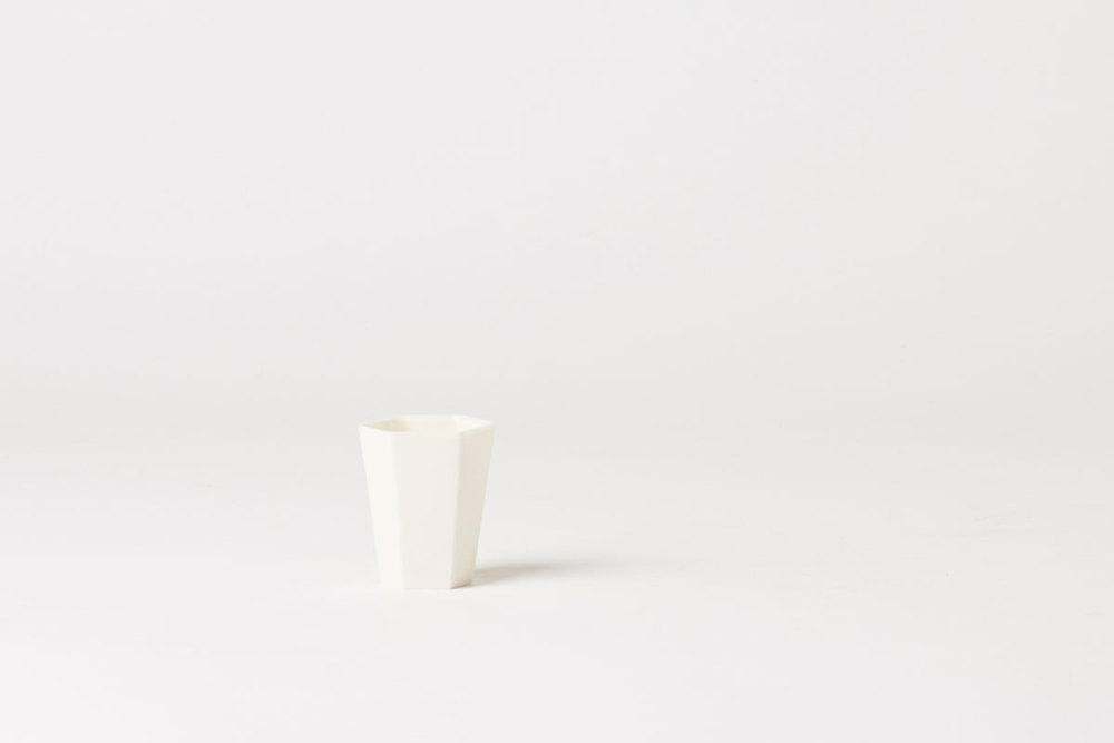 hex cup small