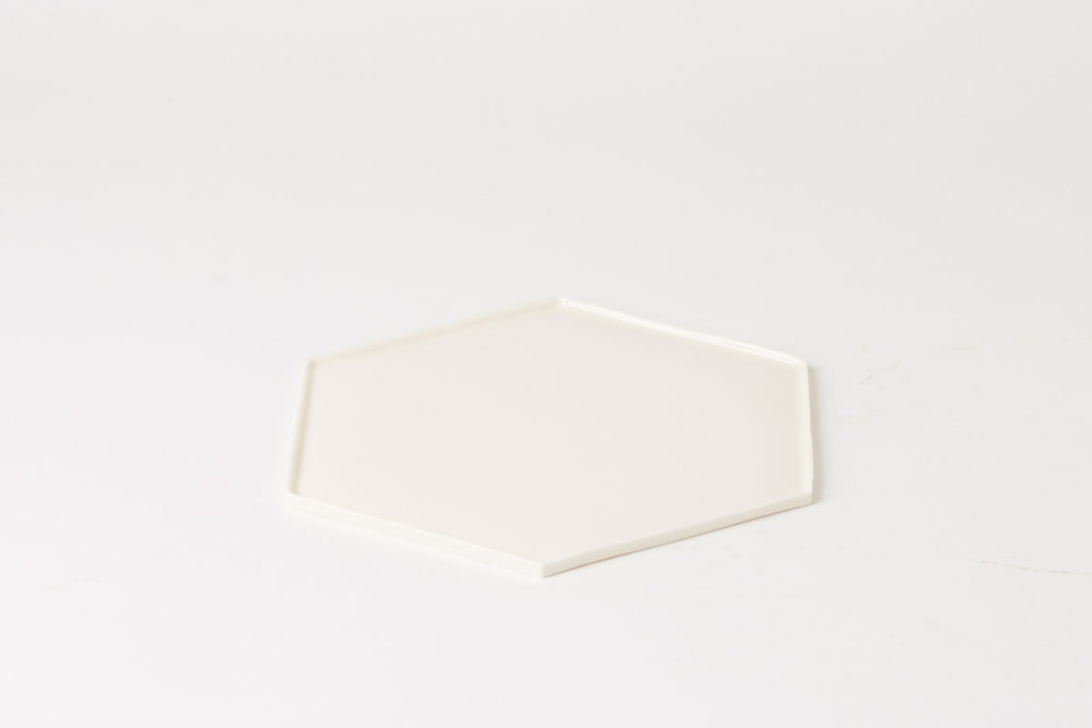 hex plate large