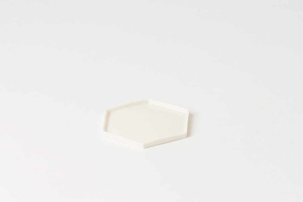 hex plate small