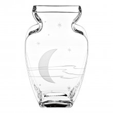 "'Starry Night' Vase 10"" $77"