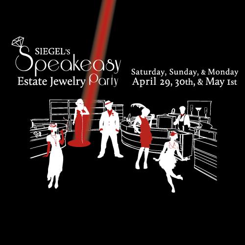Speakeasy Estate Jewelry Sale