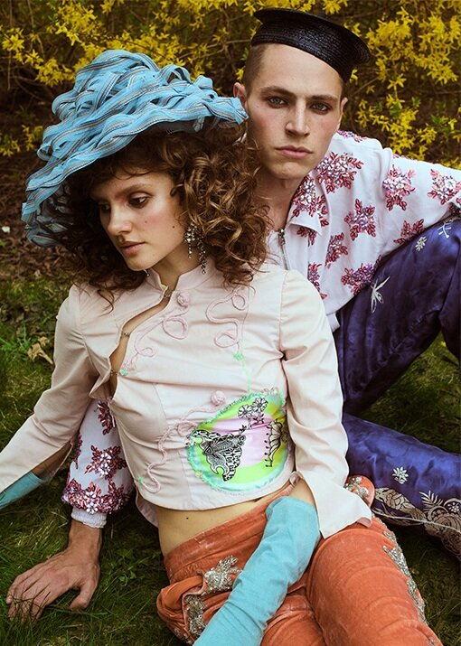 """All The Pretty Flowers""  BULLETT Magazine"