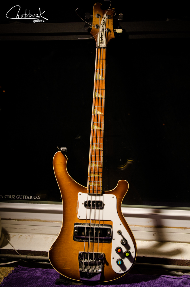 1982 Rickenbacker 4001