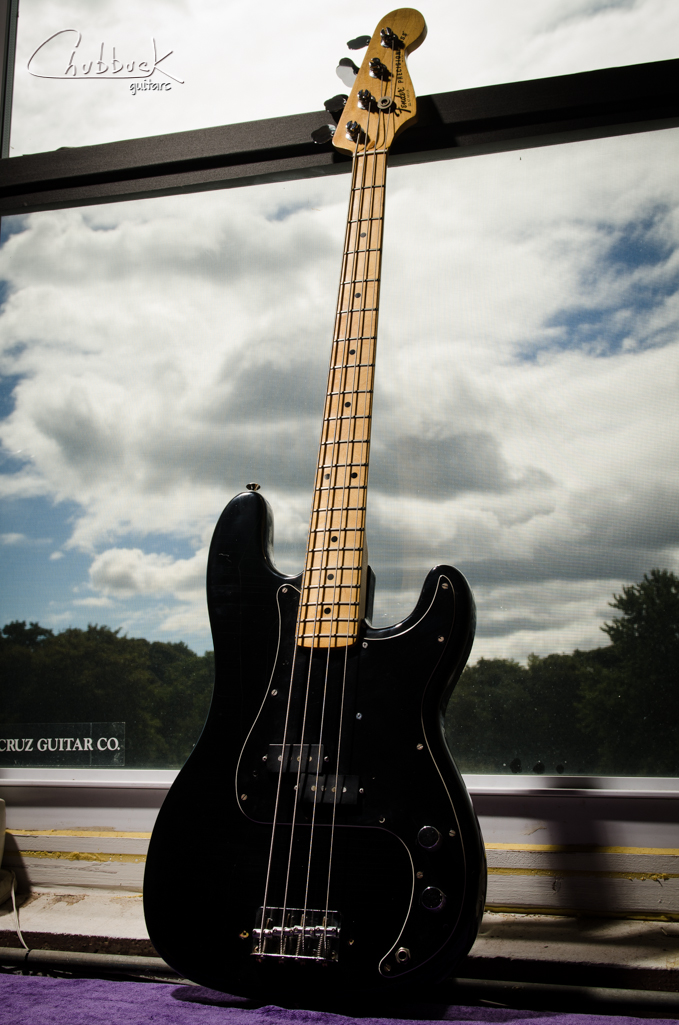 1977 Fender Precision Bass :: setup
