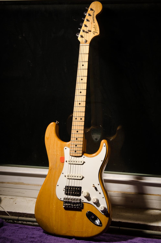 1979 Fender Stratocaster.
