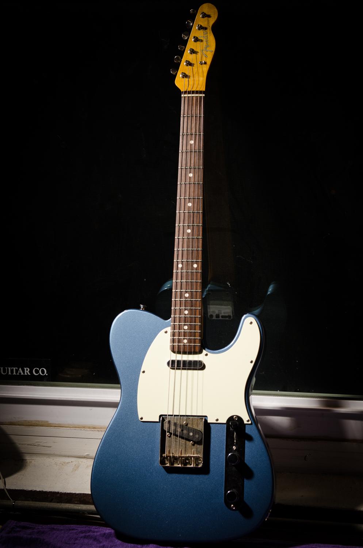 1994-95 Japanese Fender Tele.