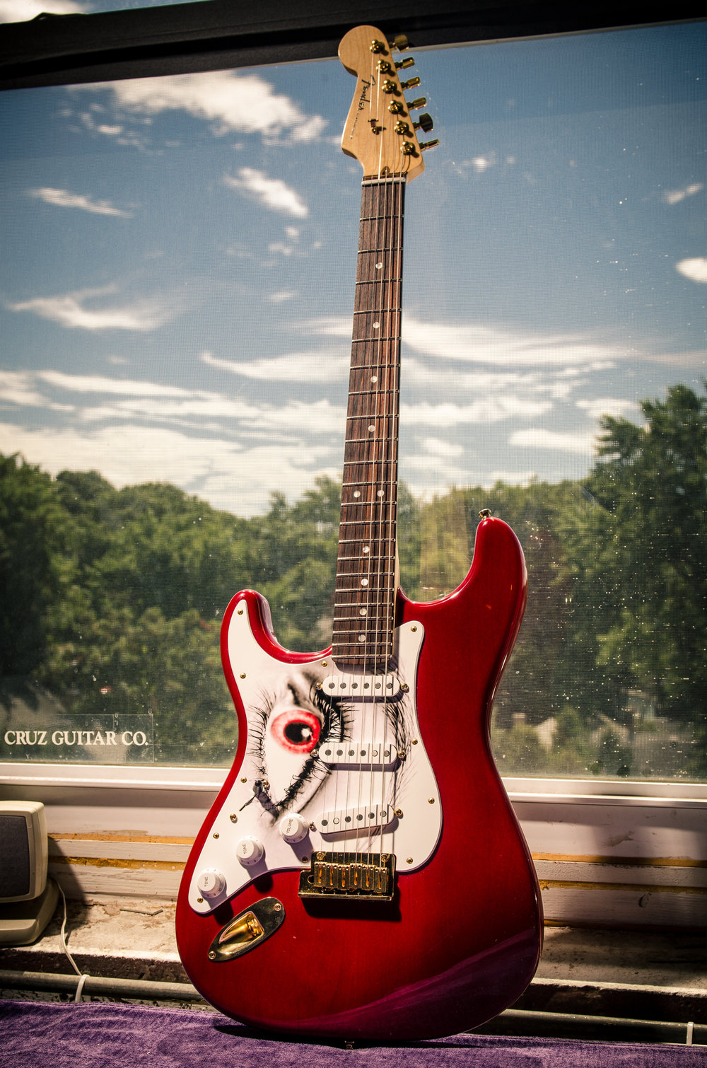 Left Handed Fender Stratocaster Body Best 2018 Guitar Wiring Diagram Lefty Mexican Sss Pickguard