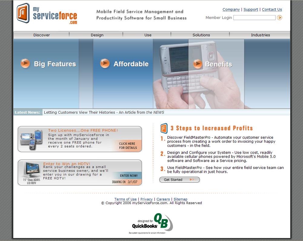 MyServiceForceScreenshot